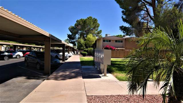 814 N 82ND Street G205, Scottsdale, AZ 85257 (MLS #6080341) :: Conway Real Estate