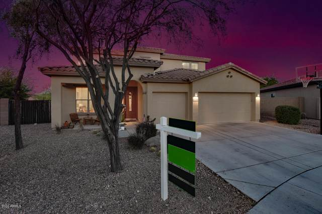 12538 W Chucks Avenue, Peoria, AZ 85383 (MLS #6080613) :: Riddle Realty Group - Keller Williams Arizona Realty