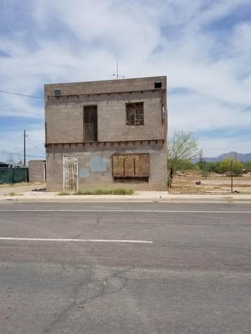 113 N Main Street, Eloy, AZ 85131 (MLS #6080627) :: Openshaw Real Estate Group in partnership with The Jesse Herfel Real Estate Group