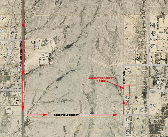 0 N 375 Avenue, Tonopah, AZ 85354 (MLS #6080680) :: Klaus Team Real Estate Solutions