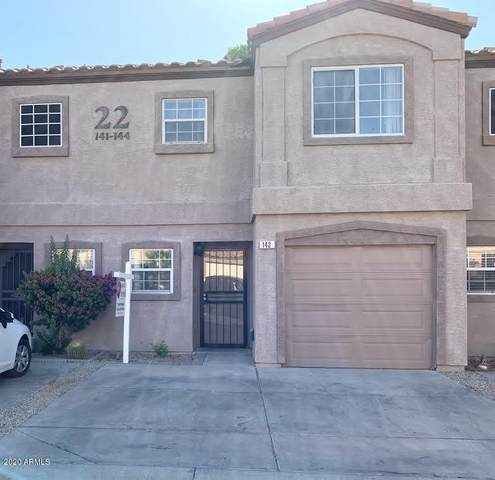 125 S 56TH Street #143, Mesa, AZ 85206 (MLS #6080748) :: Lux Home Group at  Keller Williams Realty Phoenix