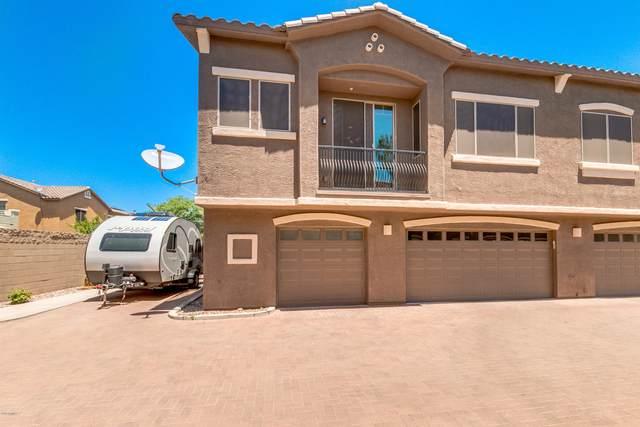 15240 N 142ND Avenue #2171, Surprise, AZ 85379 (MLS #6080896) :: Devor Real Estate Associates