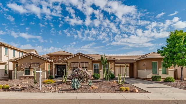 4719 W Culpepper Drive, New River, AZ 85087 (MLS #6081022) :: The Laughton Team