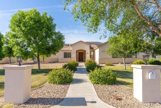 16434 W Watkins Street, Goodyear, AZ 85338 (MLS #6081045) :: The W Group