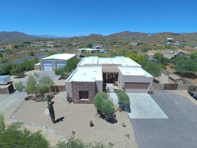 916 E Saddle Mountain Road, Phoenix, AZ 85086 (MLS #6081298) :: Revelation Real Estate