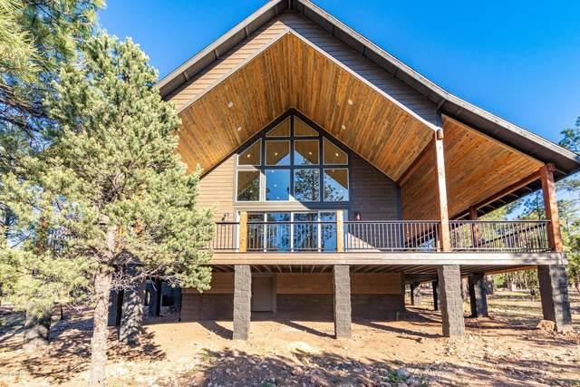 2858 Silver Dollar Street, Overgaard, AZ 85933 (MLS #6081336) :: Riddle Realty Group - Keller Williams Arizona Realty