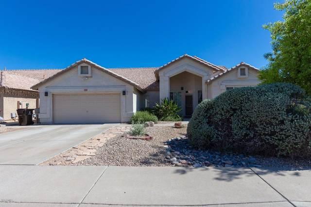 7821 W Eugie Avenue, Peoria, AZ 85381 (MLS #6081398) :: My Home Group