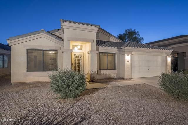 2161 N St Francis Place, Casa Grande, AZ 85122 (MLS #6081501) :: Keller Williams Realty Phoenix