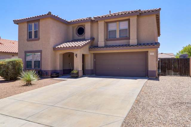 2141 E Remington Place, Chandler, AZ 85286 (MLS #6081613) :: Conway Real Estate