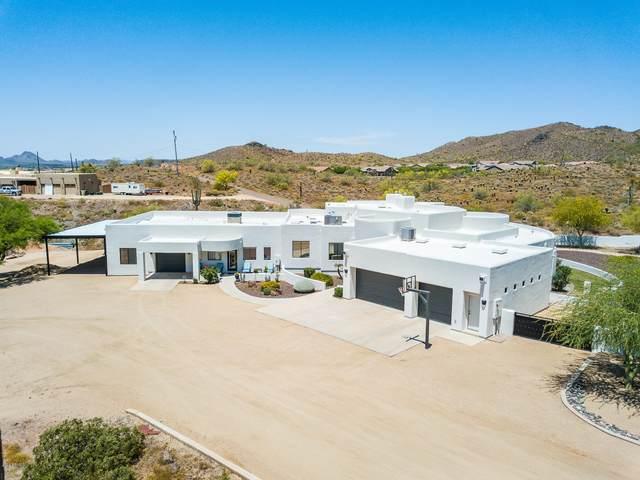 513 W Jomax Road, Phoenix, AZ 85085 (MLS #6081625) :: Conway Real Estate