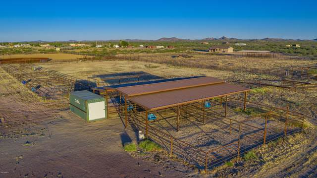 XXXX Forepaugh Peak Road, Wickenburg, AZ 85390 (MLS #6081740) :: Revelation Real Estate