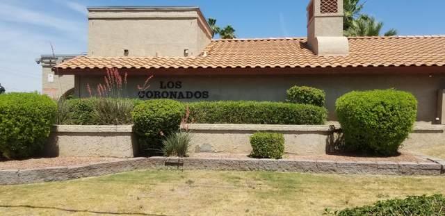 2935 N 68TH Street #130, Scottsdale, AZ 85251 (MLS #6081800) :: Brett Tanner Home Selling Team