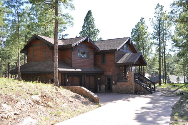 1884 E Hardscrabble Court, Flagstaff, AZ 86005 (MLS #6081823) :: NextView Home Professionals, Brokered by eXp Realty