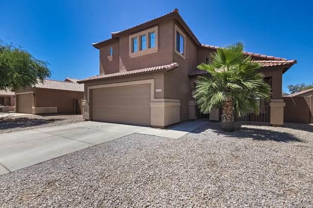 22331 E Via Del Palo, Queen Creek, AZ 85142 (MLS #6081891) :: Riddle Realty Group - Keller Williams Arizona Realty