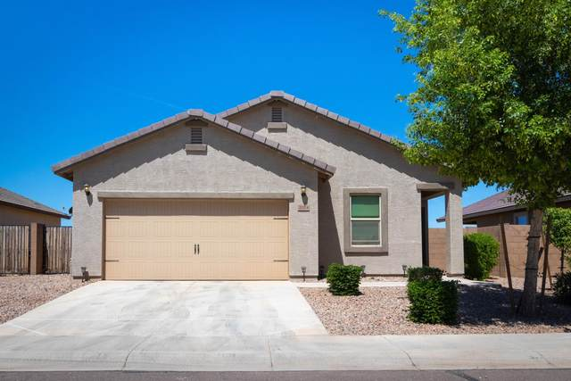 20374 N Mac Neil Street, Maricopa, AZ 85138 (MLS #6081960) :: The AZ Performance PLUS+ Team