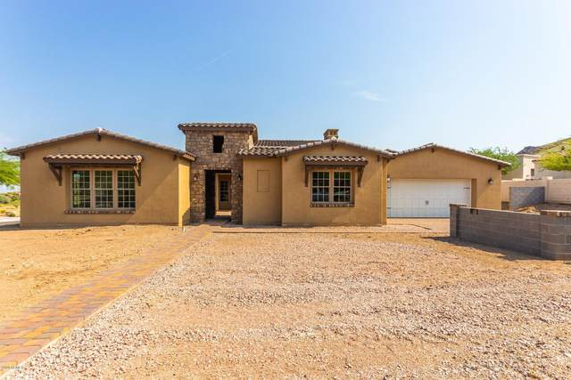 3929 N Gila Plain Trail, Buckeye, AZ 85396 (MLS #6082062) :: Homehelper Consultants
