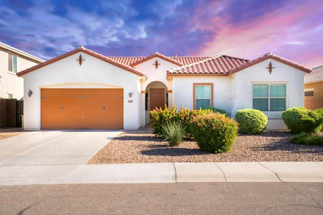 2054 E Brigadier Drive, Gilbert, AZ 85298 (MLS #6082098) :: neXGen Real Estate