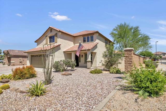 3496 E Anika Court, Gilbert, AZ 85298 (MLS #6082331) :: The Laughton Team