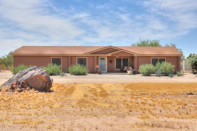 6633 E Heritage Road, Florence, AZ 85132 (MLS #6082357) :: Devor Real Estate Associates
