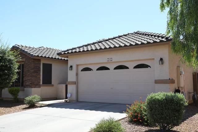 532 N 159TH Lane, Goodyear, AZ 85338 (MLS #6082358) :: Dijkstra & Co.