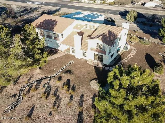2355 N Commander Court, Camp Verde, AZ 86322 (MLS #6082375) :: The C4 Group