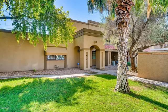 1424 W La Jolla Drive, Tempe, AZ 85282 (MLS #6082512) :: Revelation Real Estate