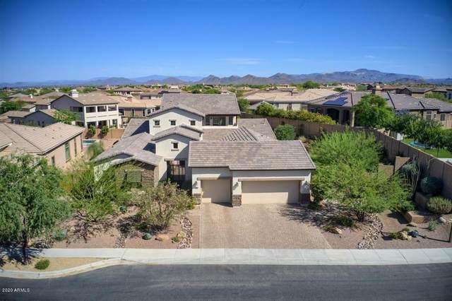 5442 E Las Piedras Way, Cave Creek, AZ 85331 (MLS #6082602) :: The Daniel Montez Real Estate Group