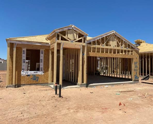 11552 E Verbina Lane, Florence, AZ 85132 (MLS #6082772) :: Lux Home Group at  Keller Williams Realty Phoenix