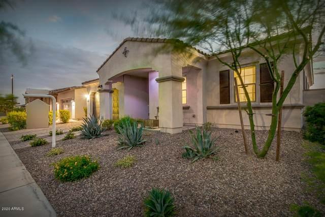 4502 S Eastern Run, Mesa, AZ 85212 (MLS #6082878) :: Lucido Agency