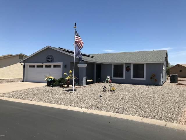 1143 S 81st Place, Mesa, AZ 85208 (MLS #6082988) :: Dave Fernandez Team | HomeSmart