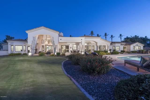 7811 E Vaquero Drive, Scottsdale, AZ 85258 (MLS #6083126) :: Keller Williams Realty Phoenix