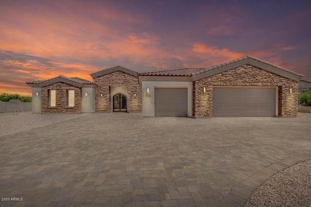 24311 S 183rd Place, Gilbert, AZ 85298 (MLS #6083326) :: Long Realty West Valley