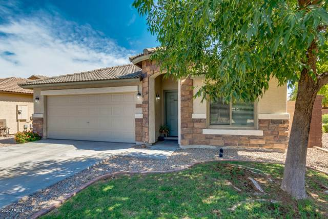 2047 W Agrarian Hills Drive, Queen Creek, AZ 85142 (MLS #6083345) :: Conway Real Estate