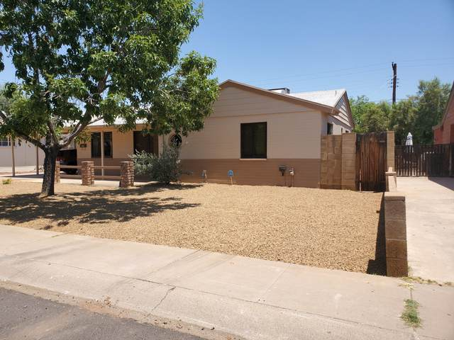 4801 N 14TH Avenue, Phoenix, AZ 85013 (MLS #6083377) :: The Results Group