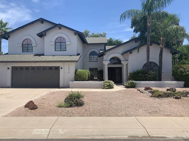 15615 N 55TH Street, Scottsdale, AZ 85254 (MLS #6083387) :: Revelation Real Estate