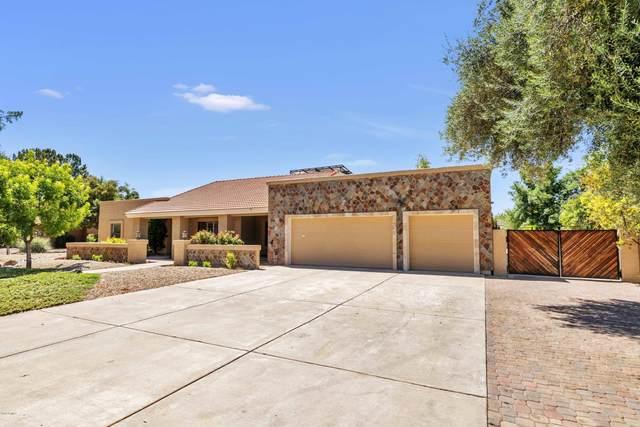 1313 E Myrna Lane, Tempe, AZ 85284 (MLS #6083508) :: Revelation Real Estate