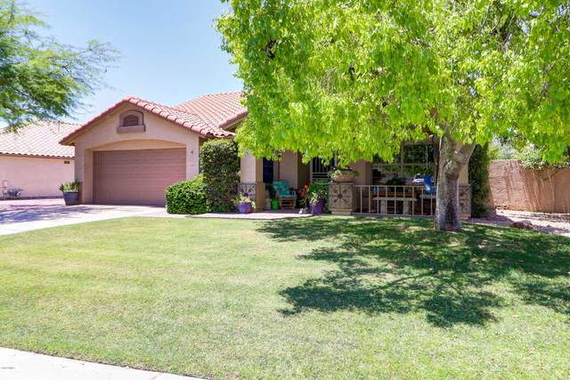 20838 N 101ST Drive, Peoria, AZ 85382 (MLS #6083532) :: The W Group