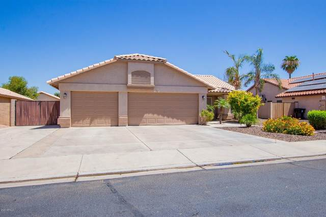 12340 W Virginia Avenue, Avondale, AZ 85392 (MLS #6084042) :: Brett Tanner Home Selling Team