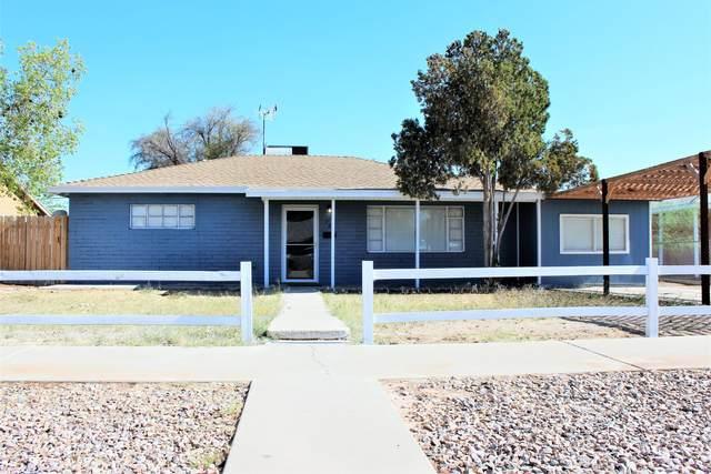 721 W Pinkley Avenue, Coolidge, AZ 85128 (MLS #6084120) :: Klaus Team Real Estate Solutions