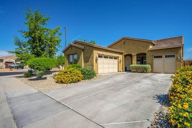 2828 E Ridgewood Lane, Gilbert, AZ 85298 (MLS #6084277) :: Midland Real Estate Alliance