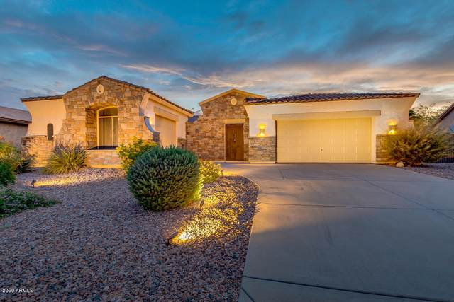 4184 S Alamandas Way, Gold Canyon, AZ 85118 (MLS #6084335) :: Brett Tanner Home Selling Team