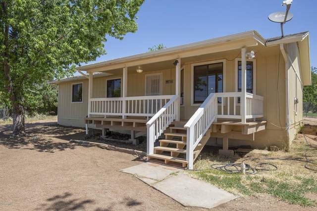 714 E Dealers Choice Lane, Payson, AZ 85541 (MLS #6084352) :: Brett Tanner Home Selling Team