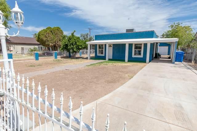 2130 E Oak Street, Phoenix, AZ 85006 (MLS #6084577) :: REMAX Professionals