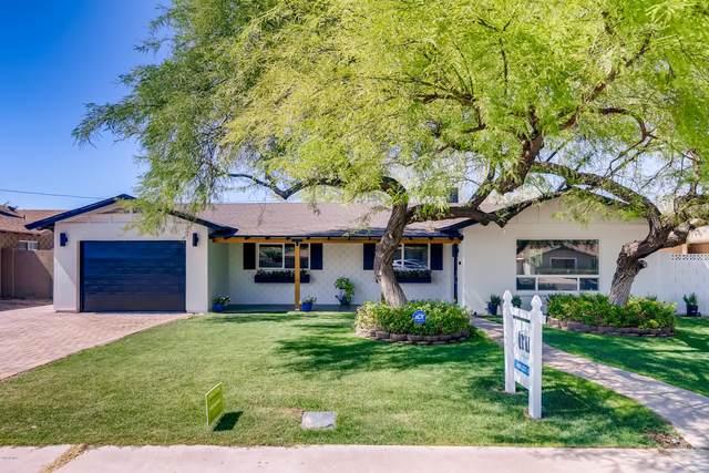 8236 E Weldon Avenue, Scottsdale, AZ 85251 (MLS #6084584) :: Conway Real Estate