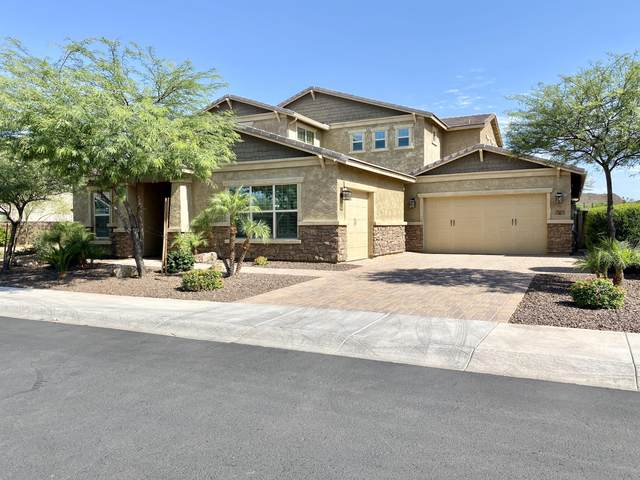 10086 W El Cortez Place, Peoria, AZ 85383 (MLS #6084887) :: Devor Real Estate Associates