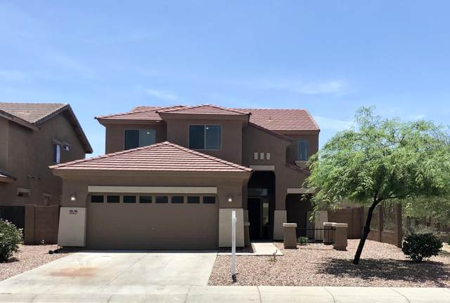 23781 W La Vista Drive, Buckeye, AZ 85396 (MLS #6084980) :: Klaus Team Real Estate Solutions