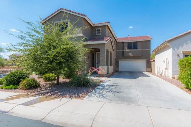 7426 W Palo Brea Lane, Peoria, AZ 85383 (MLS #6085207) :: The W Group
