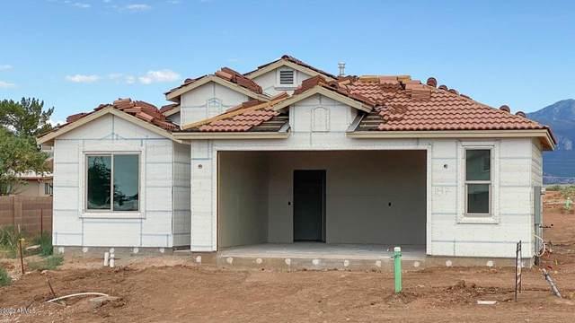 374 Chantilly Drive Lot 187, Sierra Vista, AZ 85635 (#6085731) :: Long Realty Company