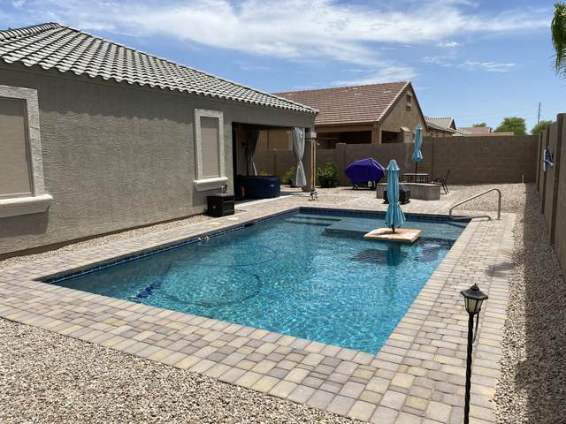 41381 W Somers Drive, Maricopa, AZ 85138 (MLS #6085805) :: Power Realty Group Model Home Center