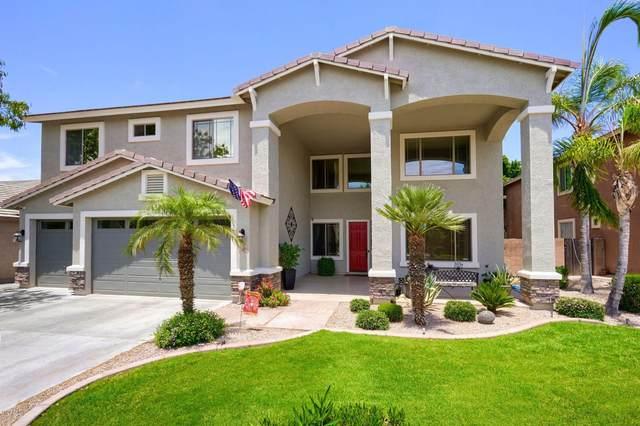 13224 W Rovey Avenue, Litchfield Park, AZ 85340 (MLS #6085864) :: Russ Lyon Sotheby's International Realty